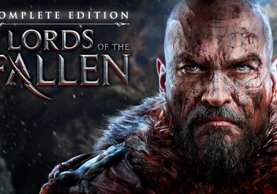 lords of fallen cover